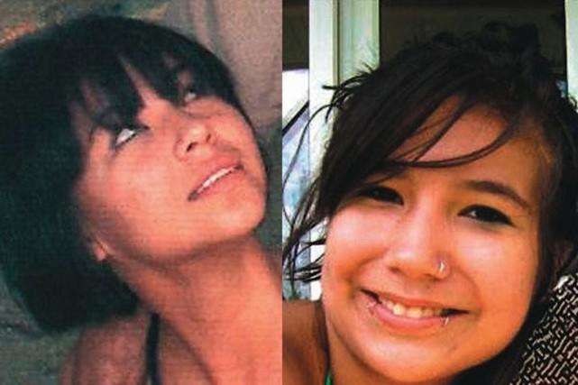 Shannon Alexander et Maisy Odjick sont disparues depuis... (PHOTO ARCHIVES LA PRESSE CANADIENNE)