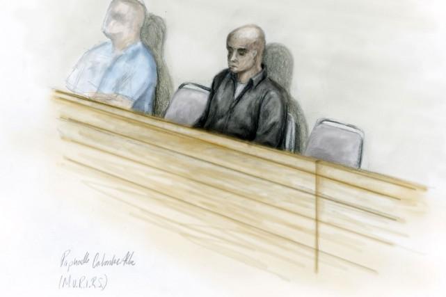 RichardPinardsubit depuis mardi son procès dans une affaire...