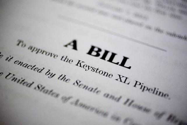 La Chambre doit voter en dernière lecture mercredi... (PHOTO ANDREW HARRER, ARCHIVES BLOOMBERG)