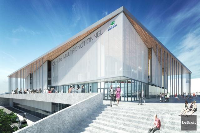 La Ville de Gatineau annonce au deuxième report pour l'ouverture des... (Archives, LeDroit)