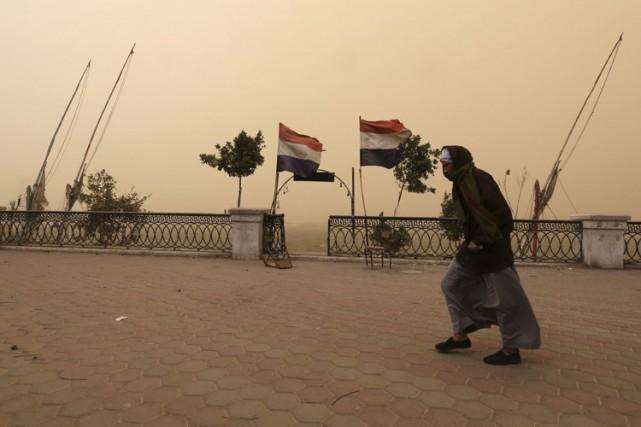 Le ministère de la Santé égyptien a conseillé... (Photo: Reuters)