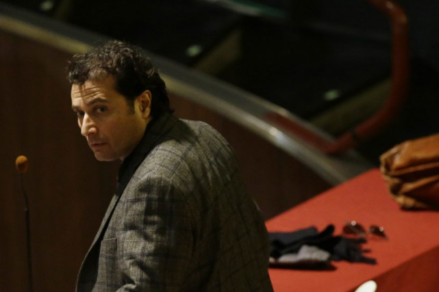 Francesco Schettino... (Photo: AP)