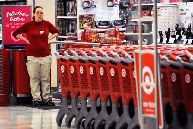 Target procède actuellement à la liquidation de ses... (PHOTO DAN RIEDLHUBER, ARCHIVES REUTERS)
