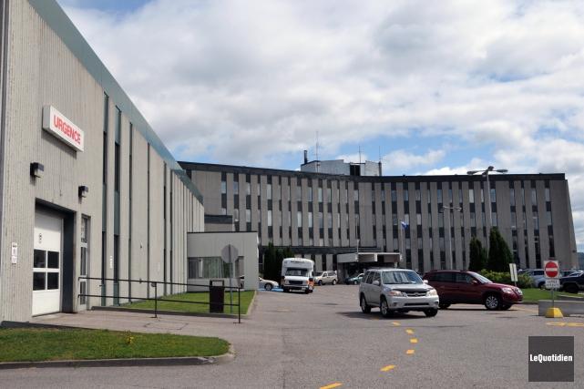 Hôpital de La Baie... ((Archives Le Quotidien))