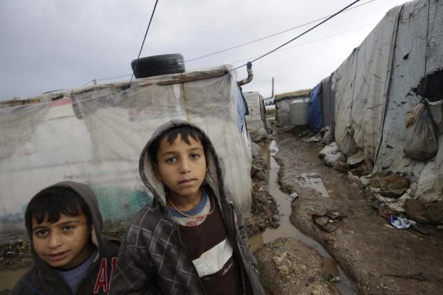 En décembre, les États-Unis avaient indiqué qu'ils étaient... (PHOTO IBRAHIM CHALHOUB, Archives AFP)