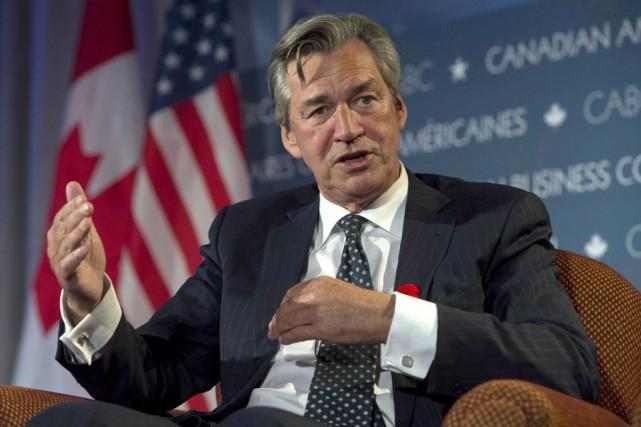 L'ambassadeur du Canada aux États-Unis, Gary Doe.... (Photo Justin Tang, Archives La Presse canadienne)