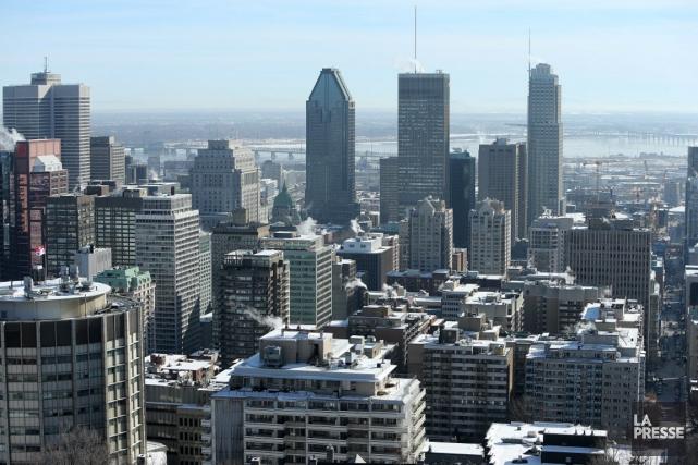 Les régions métropolitaines de Toronto, de Montréal et... (Photo Martin Chamberland, La Presse)