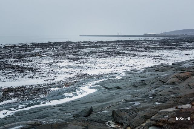 Le projet de port pétrolier à Cacouna a... (Photothèque Le Soleil)