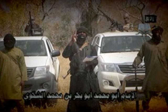 «De Boko Haram au groupe État islamique, en... (Photo AFP)