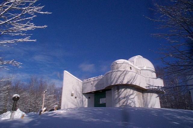L'Observatoire du Cégep de Trois-Rivières a vu le...
