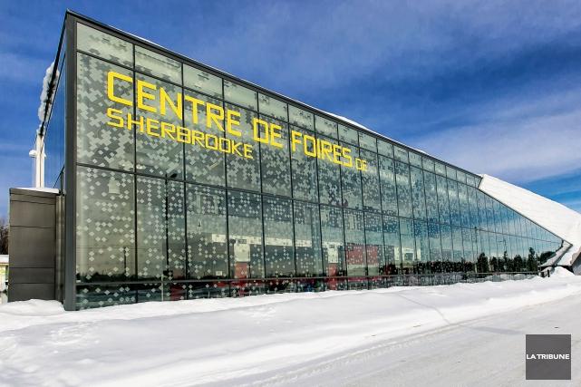 Le Centre de foires de Sherbrooke ne souffrira pas de l'ouverture d'un centre... (Imacom, Jocelyn Riendeau)