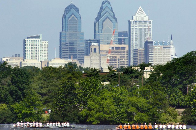 Philadelphie, avec ses 1,5 million d'habitants, est surtout... (PHOTO TOM MIHALEK, ARCHIVES AP)