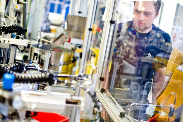 Kongsberg Automotive est une entreprise spécialisée dans la... (PHOTO FOURNIE PAR KONGSBERG AUTOMOTIVE)
