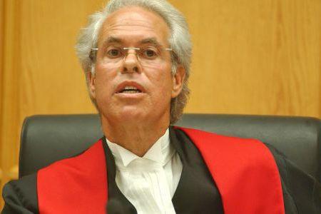 Le juge en chef de la Cour supérieure... (PHOTO D'ARCHIVES)
