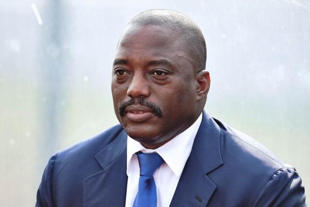 L'opposition soupçonne en effet le président Joseph Kabila,... (PHOTO CARL DE SOUZA, ARCHIVES AFP)