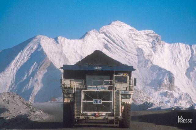 La minière Teck Resources (T.TCK.B) a affiché jeudi un... (PHOTO ARCHIVES LA PRESSE)