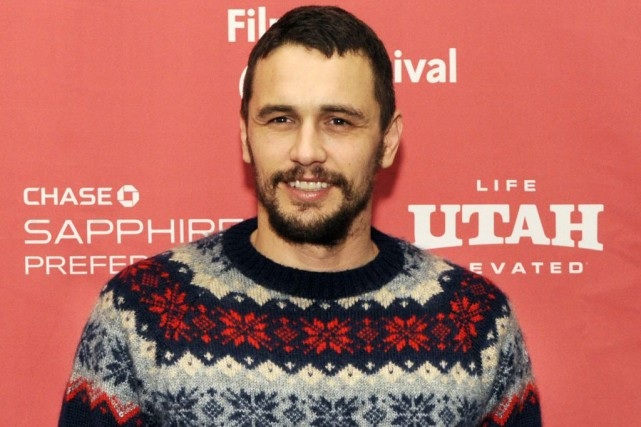 James Franco... (Photo: archives AP)