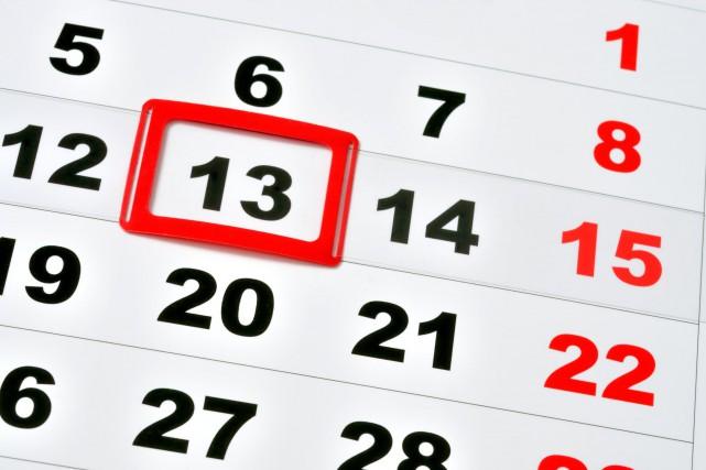 Les superstitieux auront une année mouvementée en 2015, alors que pas moins de... (Photo Digital/Thinkstock)