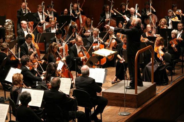 En France, l'orchestre jouera les 25 et 26... (Photo Chris Lee/New York Philharmonic, Bloomberg)