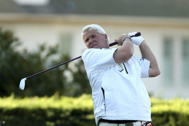 John Daly... (Photo Jason Getz, USA TODAY Sports)