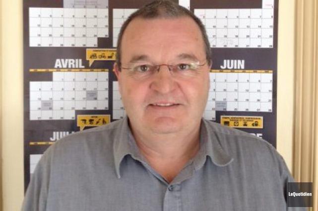 Denis Boily est associé à plusieurs entreprises de... ((Archives Le Quotidien))