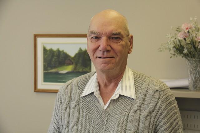 Le maire de Stukely-Sud, Gérald Allaire.... (Photo janick marois, archives la voix de l'est)