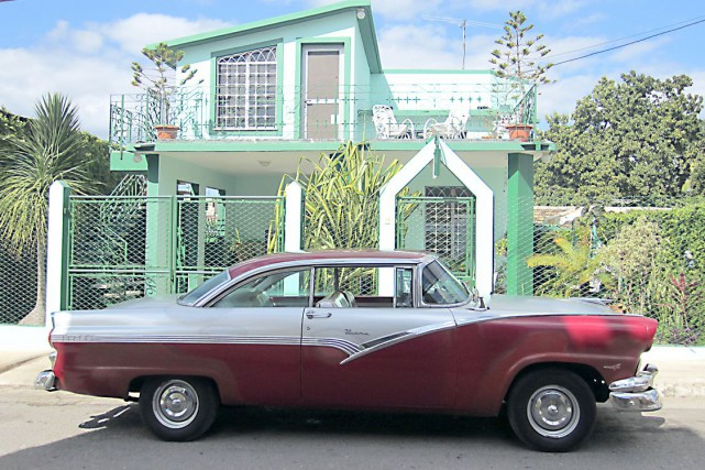 Le rêve cubain, maintenant à portée de main:... (PHOTO COLLABORATION SPÉCIALE MYLÈNE MOISAN)