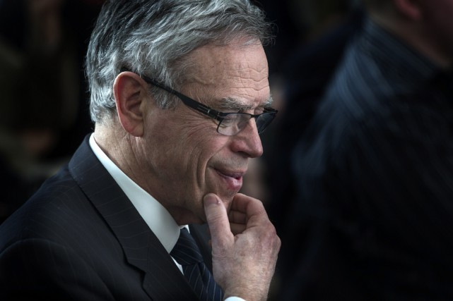 Le ministre des Finances Joe Oliver a insisté... (Photo Chris Young, La Presse canadienne)