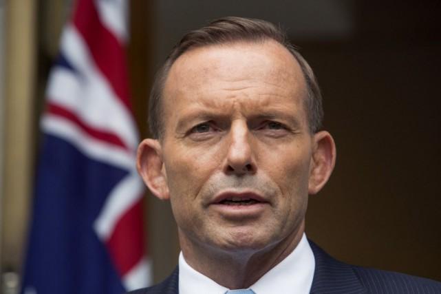 Une semaine cauchemardesque pour le premier ministre australien... (Photo Andrew Taylor, AP)