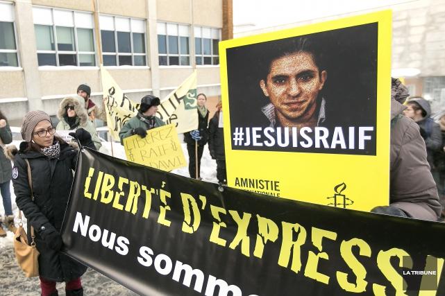 Le silence menace davantage la liberté d'expression que les paroles des... (Archives La Tribune, Jocelyn Riendeau)