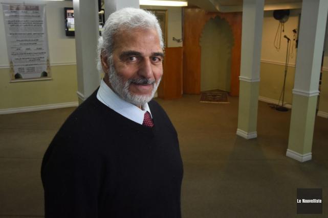 Marwan Shédid, président du Centre culturel islamique de... (Photo: François Gervais, Le Nouvelliste)