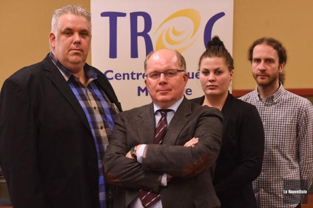 La TROC demande une augmentation du financement des... (Photo: François Gervais, Le Nouvelliste)