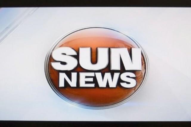 La chaîne d'information Sun News est hors d'ondes... (La Presse Canadienne)
