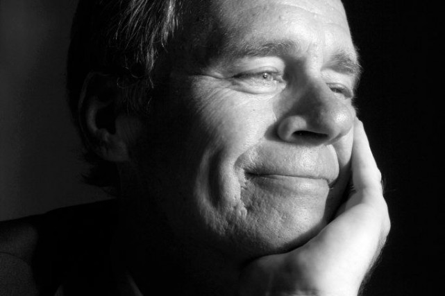 David Carr en 2008.... (PHOTO CHESTER HIGGINS JR., ARCHIVES AFP)