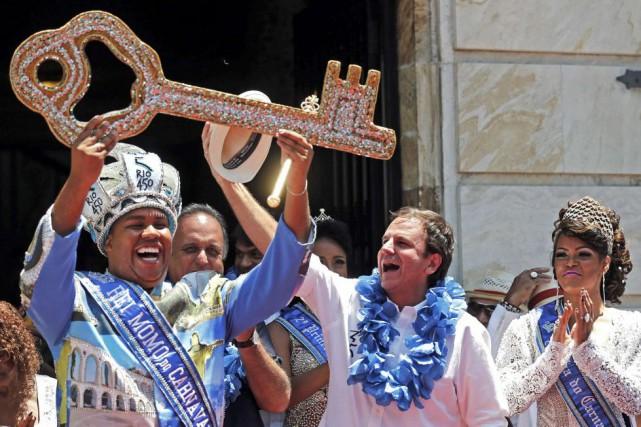 «Pour la deuxième année consécutive, je déclare le... (PHOTO SERGIO MORAES, REUTERS)