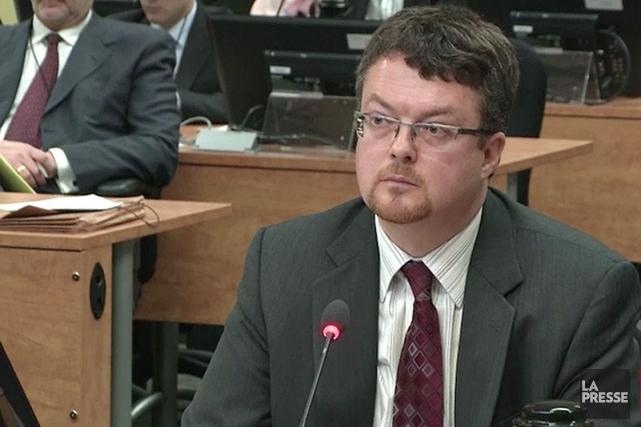 Le Directeur général des élections du Québec (DGEQ)... (IMAGE TIRÉE D'UNE VIDEO, LA PRESSE)