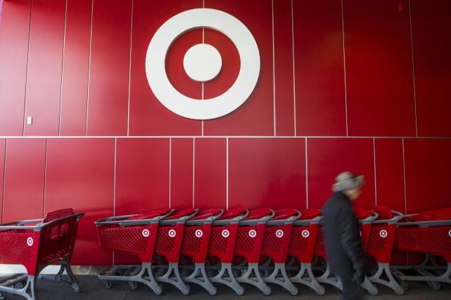 Target connaît actuellement des difficultés et a été... (Photo Mark Blinch, archives Reuters)