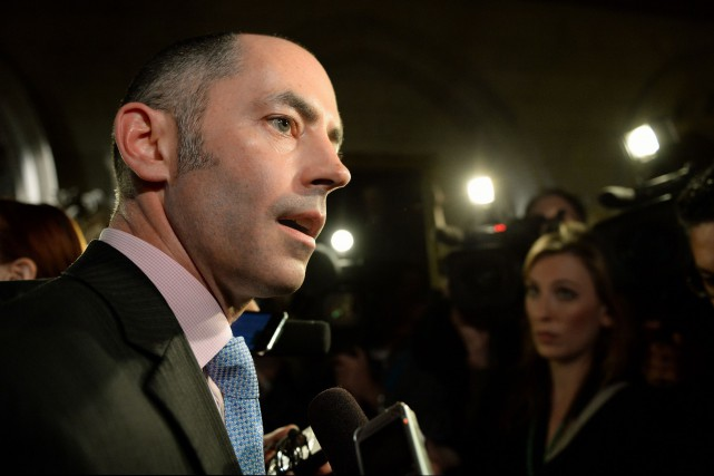 Jason MacDonald quitte son poste pour un emploi... (PHOTO ARCHIVES LA PRESSE CANADIENNE)