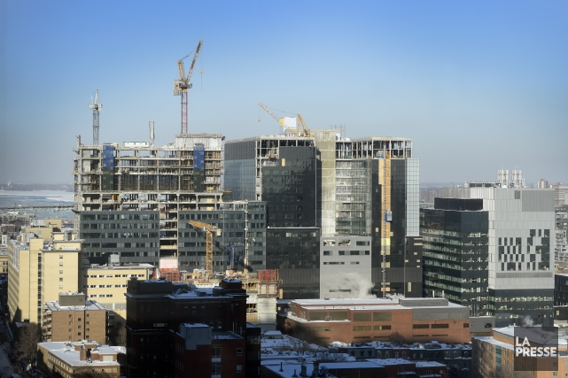 À la dette déjà imposante du Québec, le... (PHOTO BERNARD BRAULT, ARCHIVES LA PRESSE)