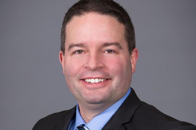 Alexandre Rail est le premier directeur général de... (Photo fournie par Ciment McInnis)