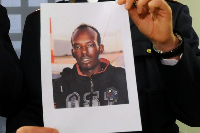 Mouhamud Elmi Muhidina été condamné pour traite des... (PHOTO ARCHIVES AP)