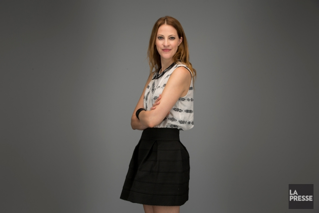 India Desjardins... (PHOTO FRANÇOIS ROY, LA PRESSE)
