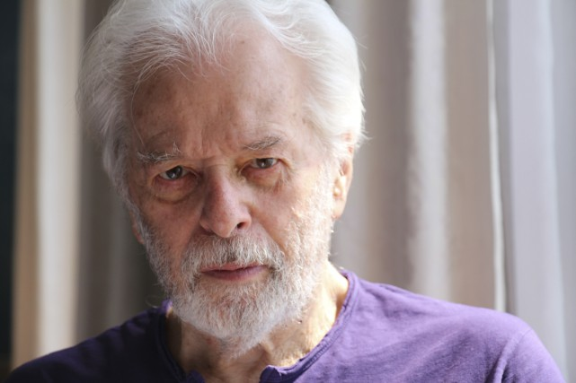 Alejandro Jodorowsky... (PHOTO FOURNIE PAR LE FNC)