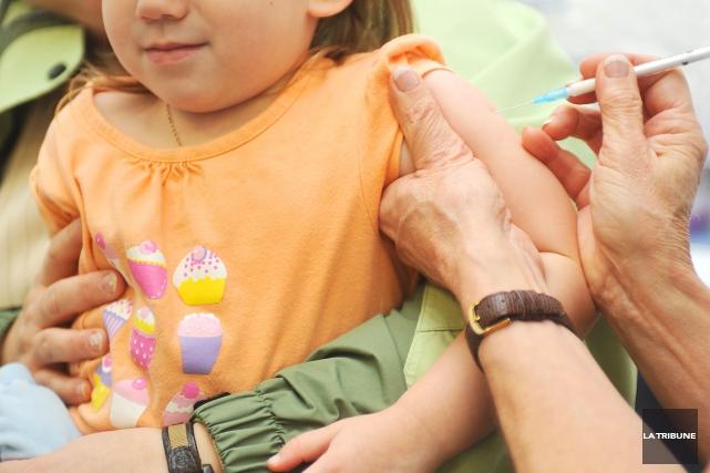 De la vaccination préventive sera offerte dès dimanche.... (Archives, La Tribune)