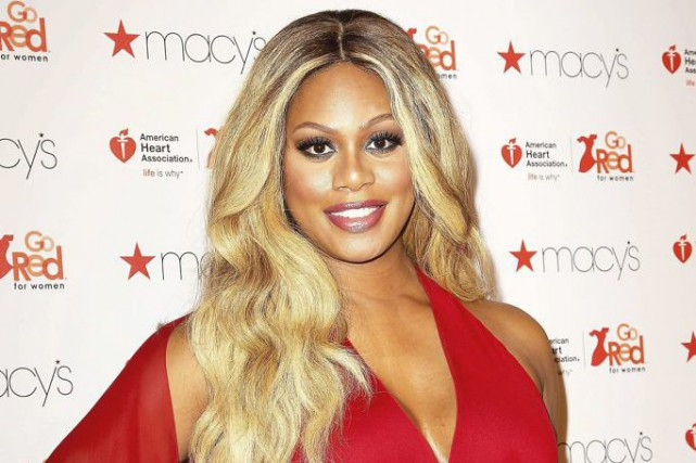 Laverne Cox... (PHOTO AURORA ROSE, AP)