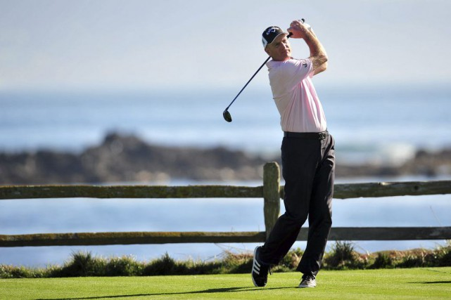 Jim Furyk... (Photo Gary A. Vasquez, USA TODAY Sports)