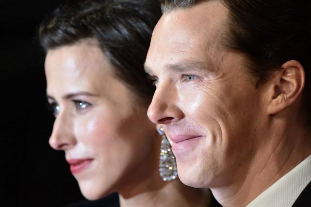 Le couple avait annoncé ses fiançailles en novembre.... (Photo TOBY MELVILLE, Reuters)