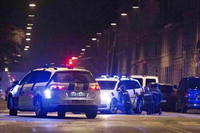 Copenhague a été le théâtre de deux attaques... (Photo Martin Sylvest, Reuters)