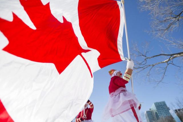 Plusieurs cérémonies se déroulent dimanche partout au pays pour souligner le... (Photo: PC)