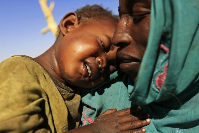 En 2014, les Nations unies ont souligné que... (PHOTO MOHAMED NURELDIN ABDALLAH, ARCHIVES REUTERS)